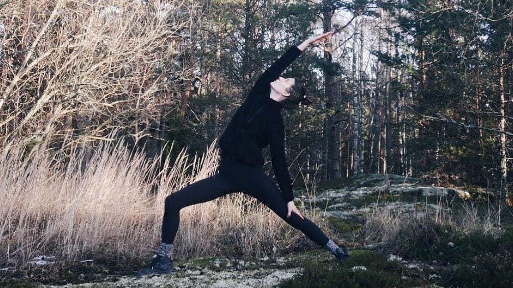 Yoga för företag i Stockholm